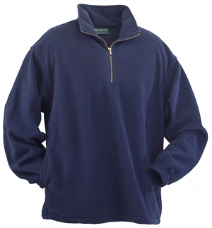 Polyester Fleece 1/4 Zip Pullover