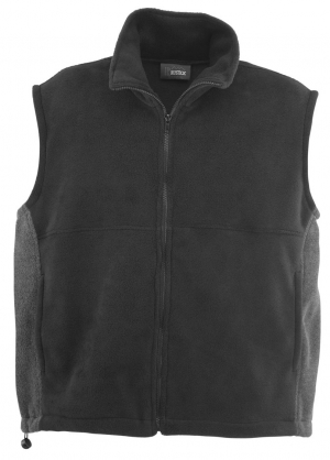Straight Bottom Fleece Vest