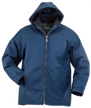 Heavy Oxford Thermal Quilted Jacket (Discontinued)