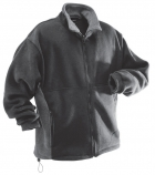 Full Front Zip Fleece Jacket
