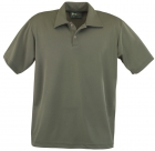 Quick Dry Mesh Men's Golf Shirt
