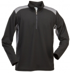Anti-bacterial Quick Dry 1/4 zip L/S Shirt