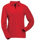 Quick Dry Mesh Ladies Long Sleeve
