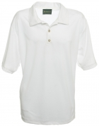 Anti-bacterial Quick Dry Men's Golf Shirt (Custom Made)